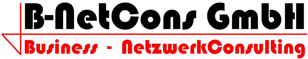B NetCons GmbH Logo neu transparent