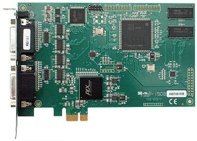 FarSync X25 T2Ue - 2 port PCI Express card