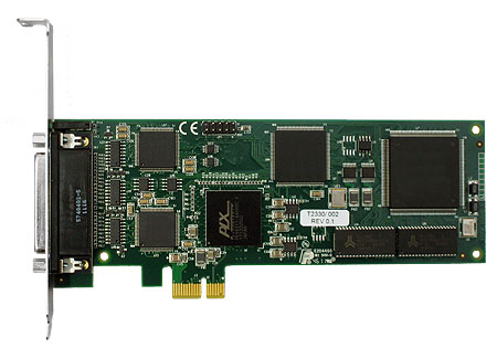 FarSync T2Ee - synchronous low profile card